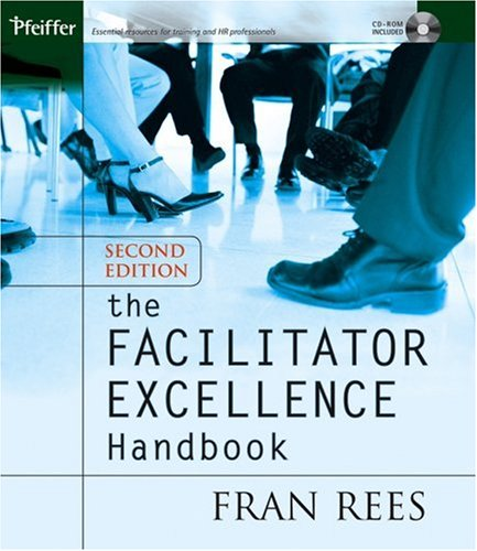 Facilitator Excellence Handbook  2nd 2005 (Revised) edition cover