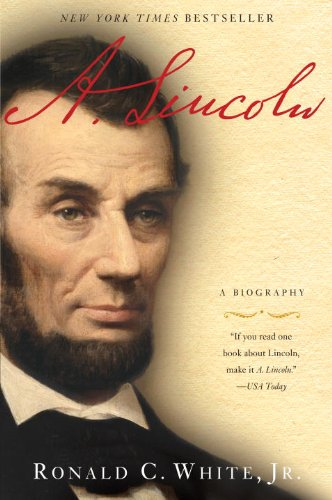 A. Lincoln A Biography  2009 edition cover
