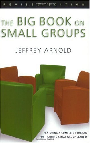Big Book on Small Groups   2004 (Revised) edition cover