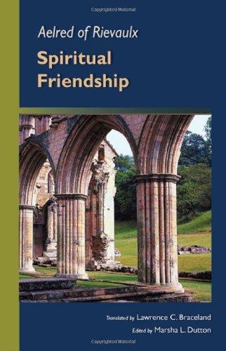 Spiritual Friendship   2010 edition cover
