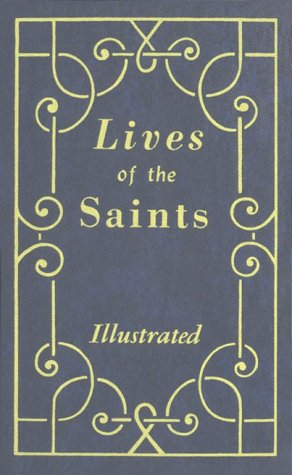 Lives of the Saints Large Type  edition cover