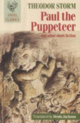 Paul the Puppeteer And Other Short Fiction  2003 edition cover