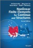 Nonlinear Finite Elements for Continua and Structures  2nd 2013 edition cover
