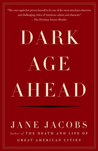 Dark Age Ahead   2005 edition cover