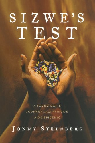 Sizwe's Test A Young Man's Journey Through Africa's AIDS Epidemic  2008 edition cover