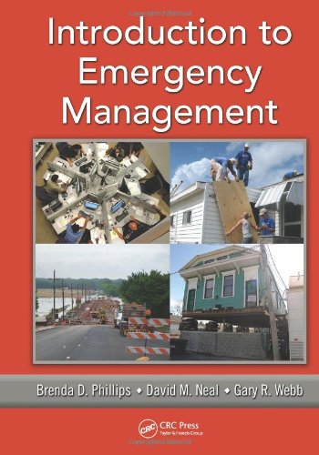 Introduction to Emergency Management   2011 edition cover