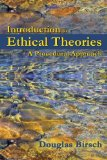 Introduction to Ethical Theories A Procedural Approach N/A 9781478606703 Front Cover
