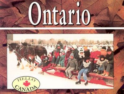 Ontario   2001 9781550412703 Front Cover