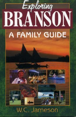 Exploring Branson A Family Guide N/A 9781556225703 Front Cover