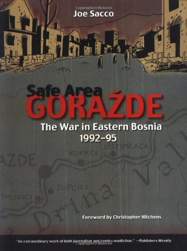 Safe Area Gorazde The War in Eastern Bosnia, 1992-95  2000 edition cover