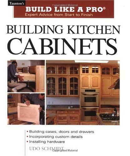 Building Kitchen Cabinets   2002 edition cover