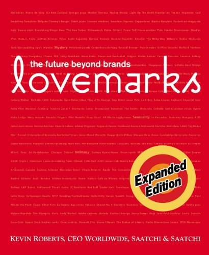 Future Beyond Brands Lovemarks   2005 (Revised) edition cover