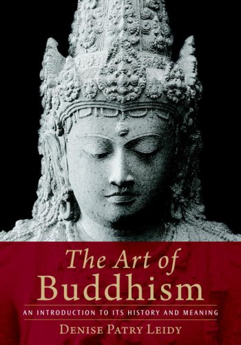 Art of Buddhism An Introduction to Its History and Meaning  2009 edition cover