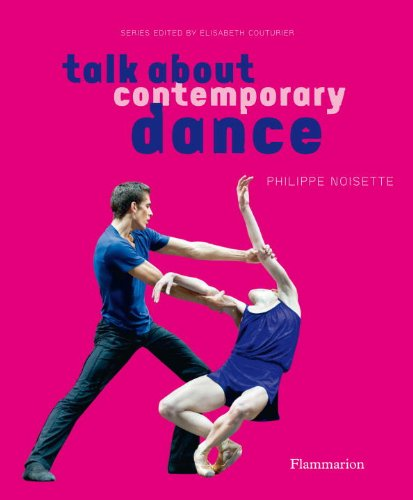 Talk about Contemporary Dance   2011 9782080301703 Front Cover