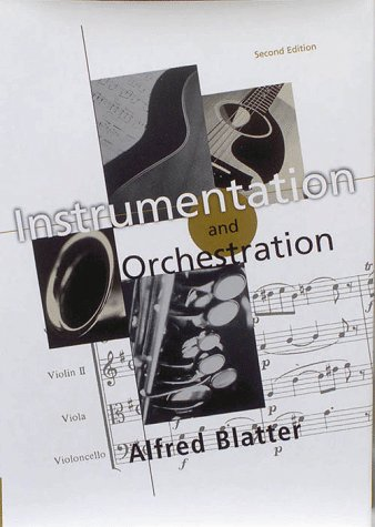 Instrumentation and Orchestration  2nd 1997 9780028645704 Front Cover