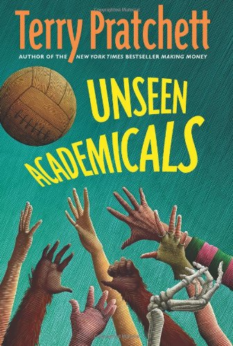 Unseen Academicals   2009 edition cover