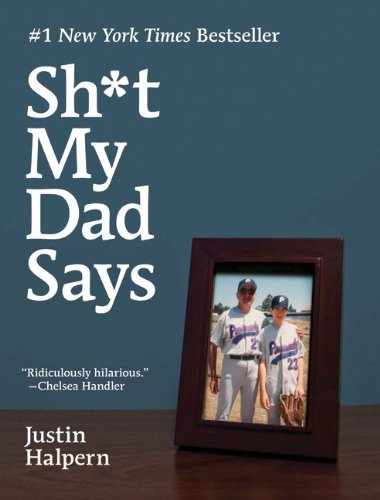 Sh*T My Dad Says  N/A edition cover