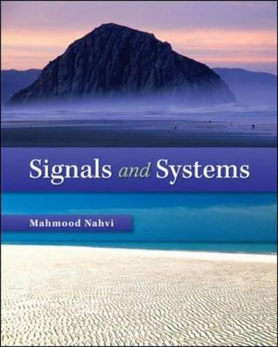 Signals and Systems   2014 edition cover