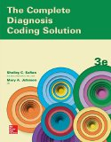 The Complete Diagnosis Coding Solution:   2015 edition cover