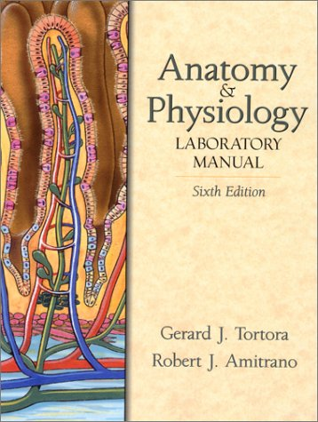 Anatomy and Physiology  6th 2003 (Lab Manual) edition cover