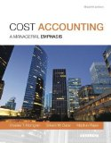 Cost Accounting  15th 2015 9780133428704 Front Cover