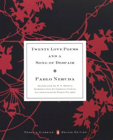 Twenty Love Poems and a Song of Despair   2004 (Deluxe) edition cover