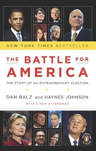 Battle for America The Story of an Extraordinary Election N/A edition cover