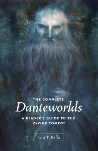 Complete Danteworlds A Reader's Guide to the Divine Comedy  2009 edition cover