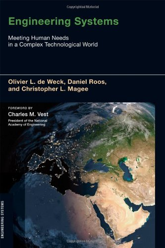 Engineering Systems Meeting Human Needs in a Complex Technological World  2012 edition cover