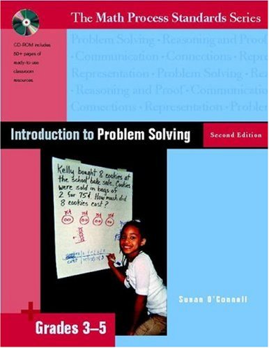 Introduction to Problem Solving, Second Edition, Grades 3-5  2nd 2007 edition cover