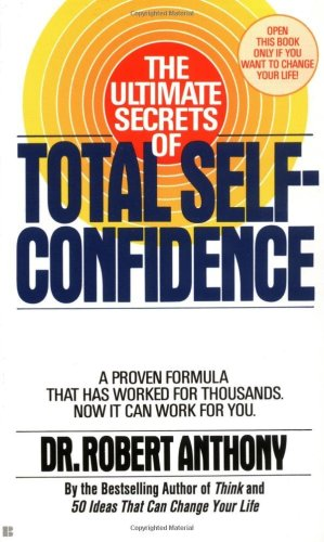 Ultimate Secrets of Total Self-Confidence  N/A edition cover