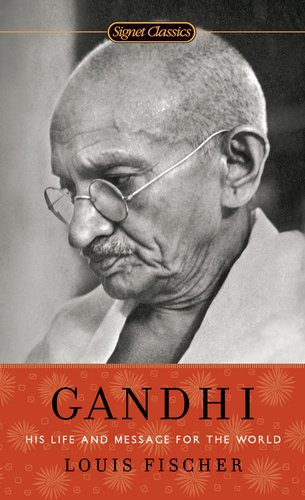 Gandhi His Life and Message for the World  2010 edition cover