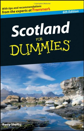 Scotland for Dummies�  6th 2011 edition cover