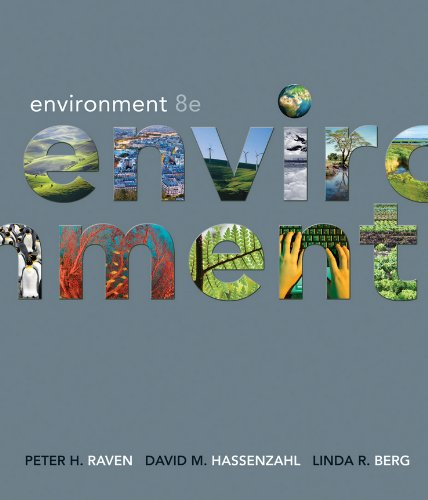 Environment  8th 2012 edition cover