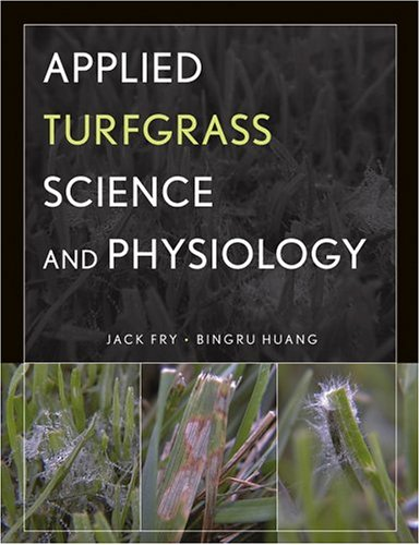 Applied Turfgrass Science and Physiology   2004 edition cover