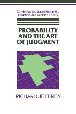 Probability and the Art of Judgment   1992 9780521397704 Front Cover