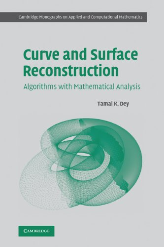 Curve and Surface Reconstruction Algorithms with Mathematical Analysis  2006 9780521863704 Front Cover