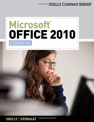 Microsoft� Office 2010   2011 edition cover