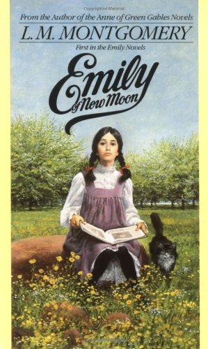 Emily of New Moon   1951 9780553233704 Front Cover