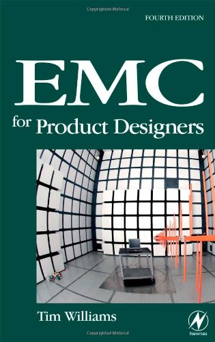 EMC for Product Designers  4th 2007 9780750681704 Front Cover