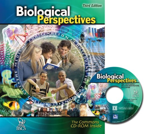 Biological Perspectives  3rd 2006 (Revised) 9780757525704 Front Cover