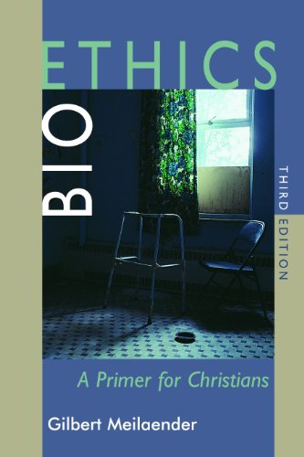 Bioethics: A Primer for Christians  2012 edition cover
