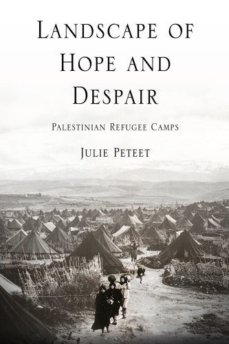 Landscape of Hope and Despair Palestinian Refugee Camps  2005 9780812220704 Front Cover