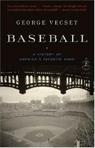 Baseball A History of America's Favorite Game  2011 edition cover