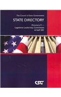 The Council of State Governments State Directory 2011: Directory II: Legislative Leadership, Committees & Staff  2011 edition cover