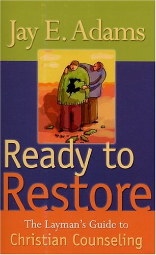Ready to Restore N/A edition cover