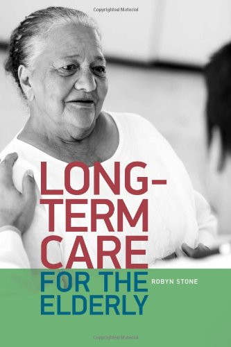 Long-Term Care for the Elderly   2011 edition cover