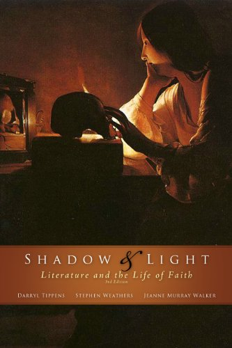Shadow and Light Literature and the Life of Faith, 3rd Edition N/A edition cover