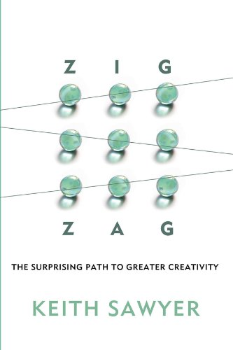 Zig Zag The Surprising Path to Greater Creativity  2013 edition cover