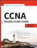 CCNA Routing and Switching Deluxe Study Guide Exams 100-101, 200-101, And 200-120  2013 edition cover